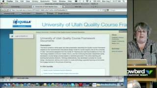How to Design & Teach an Online Course Using a Backwards Design Approach | InstructureCon 2011