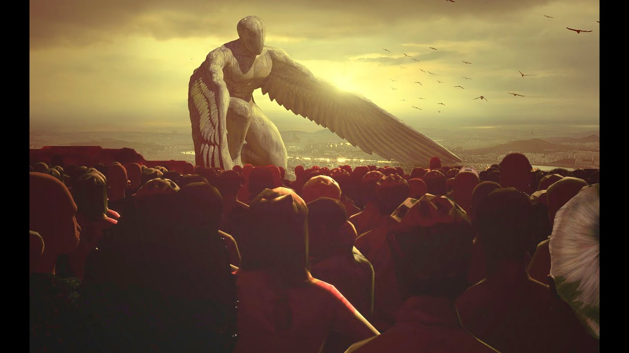 Most People Don't Even Realize What's Around Them - Lucifer, Demons And Spiritiual Warfare
