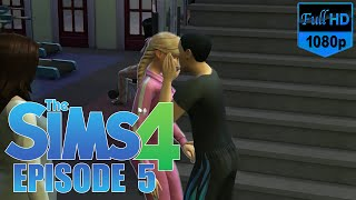 The Sims 4 Episode 5: What Just Happened?!?! Gameplay PC