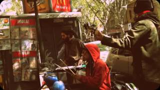 How Many Times (Bob Marley) - Planta de Asombro [vivo23set2015]