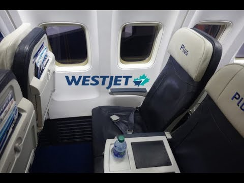 WESTJET - LONDON TO TORONTO FLIGHT REVIEW - VLOG - BOEING 76