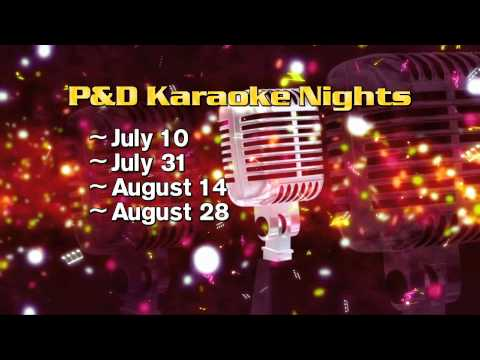 wilsons club pd karaoke