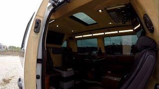 Бизнес класс в микроавтобусе. Что!? Renault Master(, 2016-05-13T15:00:06.000Z)