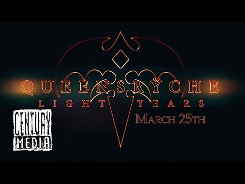QUEENSRYCHE - Light-years (OFFICIAL VIDEO)