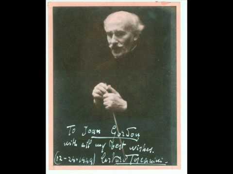 Arturo Toscanini - Zampa Overture (Hérold)