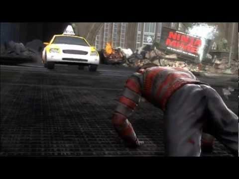 Mortal Kombat (2011) - Freddy's Dead: The MK Nightmare (Xbox 360)