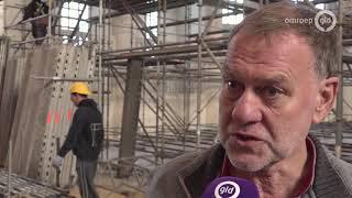 Restauratie Grote Kerk Harderwijk mogelijk tonnen duurder