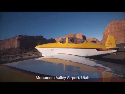 A Monumental Flight
