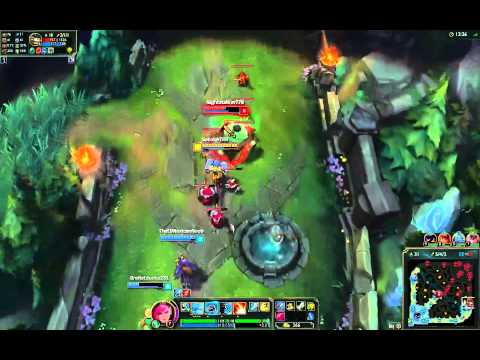 League of Legends as Vi: Is this the REAL Veigar main?