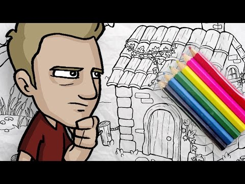 The CHEAP PENCIL ART CHALLENGE!