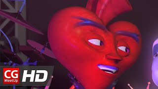 "CGI Animated Short Film HD ""Heart & Soul "" by Pierre Zah 