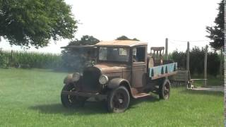 1928 Reo Speed Wagon Pick Up Truck Runs For Sale 717-375-4100