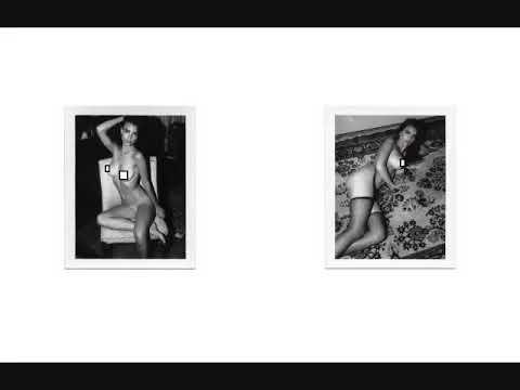 Emily Ratajkowski  polaroid - photos album