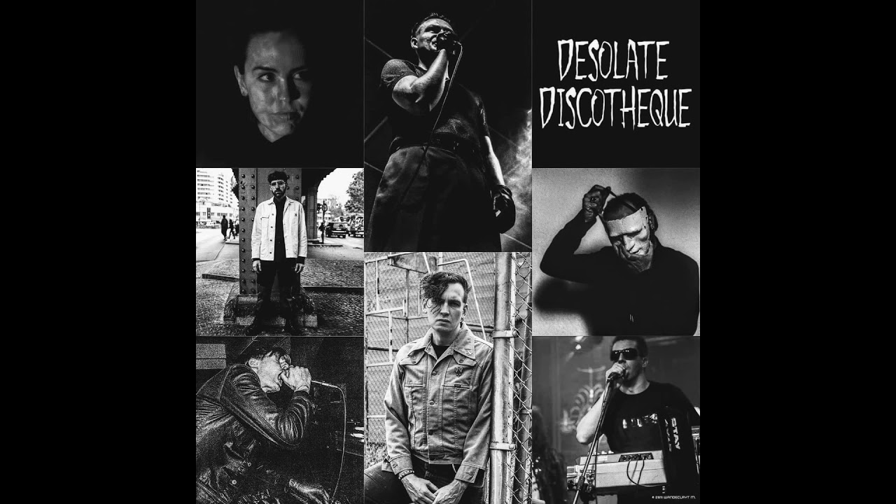 [Releases 2019]  Desolate Discotheque #17 (Industrial/Techno, EBM, Synthwave)