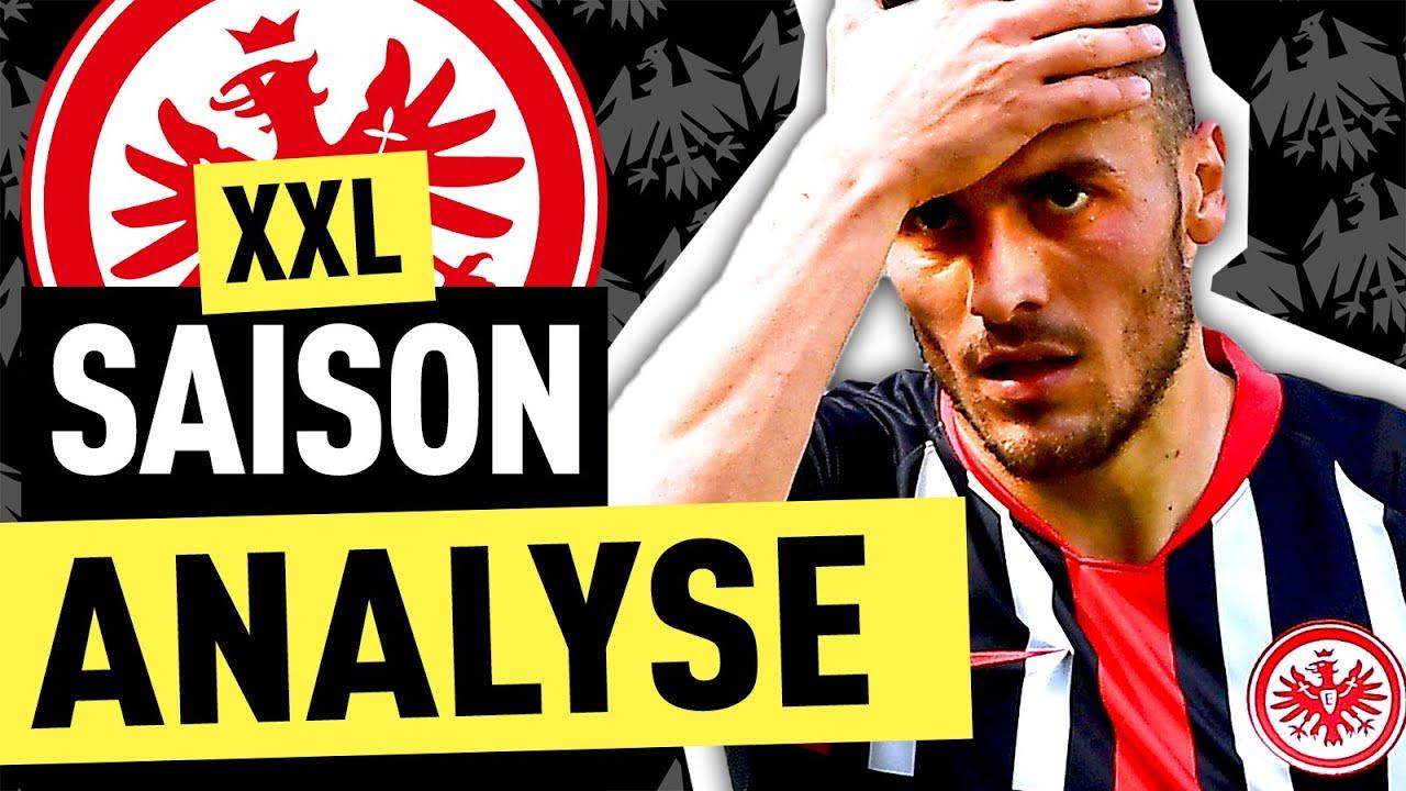Eintracht Frankfurt im XXL-Saisonrückblick!