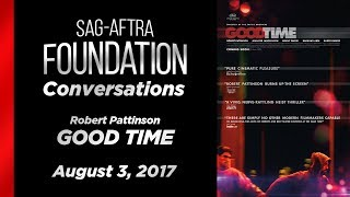 Conversations with Robert Pattinson of GOOD TIME