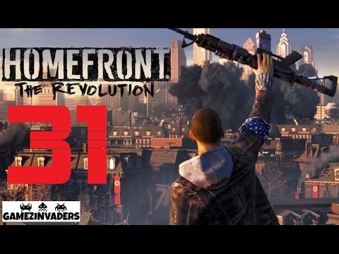 Homefront: The Revolution (Head to Prisoner's Escape Tunnel) GUIDE 31 Xbox One/Ps4/Steam