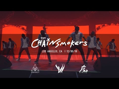 Vinh Nguyen X The Chainsmokers | @TheChainsmokers @v1nh @VIBRVNCY
