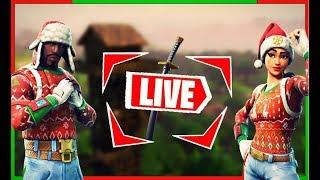 "[LIVE] [PS4] NOUVEAU skin ""SHOGUN""FORTNITE battle royale"