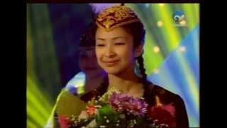 Инкар Надирбекова - Япурай(Выступление в полуфинале Республиканского телевизионного конкурса