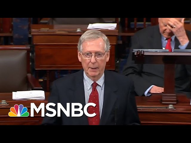 GOP Sen. Collins: Second Brett Kavanaugh Accuser Should Testify | The Beat With Ari Melber | MSNBC