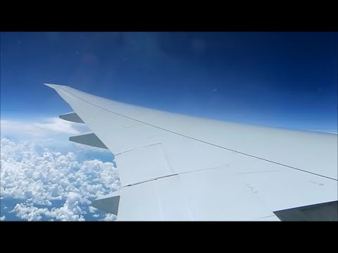 EVA Air 392 FULL FLIGHT 777-300ER Economy Class SGN-TPE