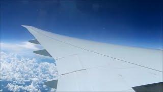 eva air 392 full flight 777 300er economy class sgn tpe