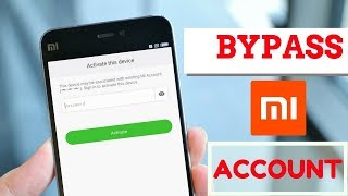 MIUI 9 || how to bypass mi account on all xiaomi android 7 0 Hindi Urdu