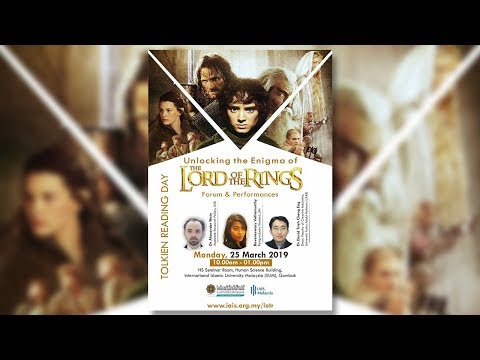 Unlocking the Enigma of The Lord of the Rings - Forum & Performances