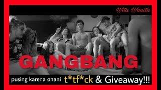 ⭐️ GIVEAWAY ⭐️ JAWAB DM ⭐️ GANGBANG ⭐️ T*TF*CK ⭐️ PUSING KARENA ONANI ⭐️