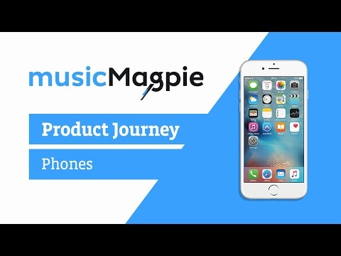 Phone Journey Through musicMagpie