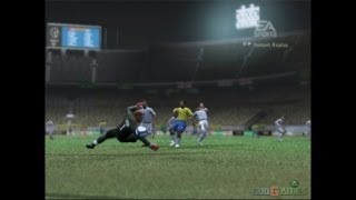 Fifa 10 - Gameplay PS2 (PS2 Games on PS3)