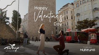 Happy Valentine's Day - The Legend of Galata Tower | Go Türkiye