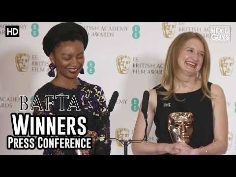 Rungano Nyoni & Emily Morgan - Outstanding Debut BAFTA Press Conference - I am Not a Witch