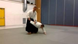 aikido de la marsange nov 2012 club de la houssaye en brie