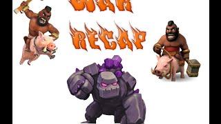 Clash of Clans: TH9 vs TH10 con TORRI INFERNO al 3!! -HCE vs GodsOfWar