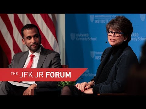 Inside the Obama Years: A Conversation with Valerie Jarrett