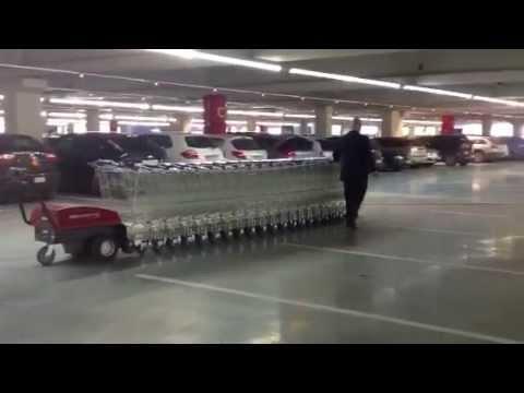QuicKart M3HD en IKEA Sabadell, por Storequip Integral - YouTube