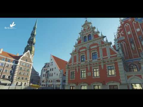 Bio Boards Eurotour: Ep. 11 - Riga, Latvia HD