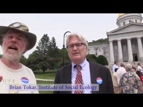 GMO Labeling Celebration Commentary by VT Activists & Lawmakers
