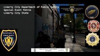 GTA IV: LCDPS Special Event Patrol