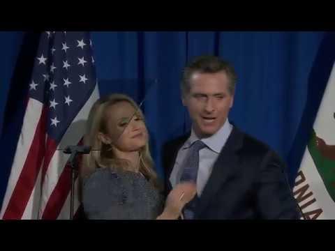 Democrat Gavin Newsom Declared Winner Of California Primary For Governor