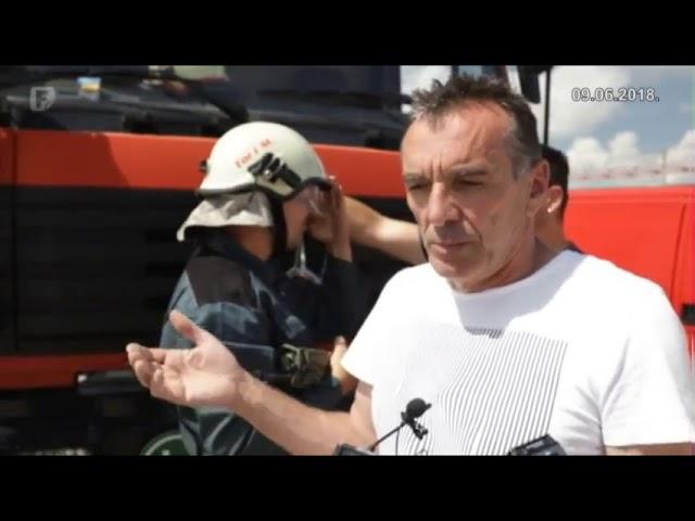 U Livnu održana pokazna vježba pripadnika OSBiH i livanjskih vatrogasaca
