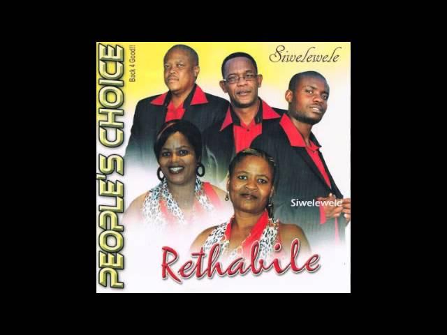 People's Choice - Rethabile #1