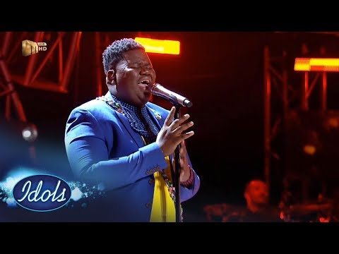 Top 8 Reveal: King B - 'Loliwe'  –  Idols SA | Mzansi Magic