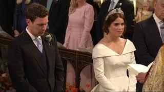 Princess Eugenie weds