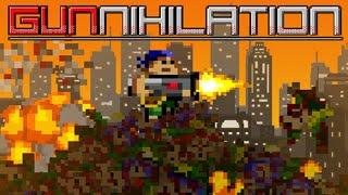Gunnihilation • Gameplay by Mopixie.com