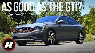 2019 Volkswagen Jetta GLI: Exactly like the GTI, but different - 4K