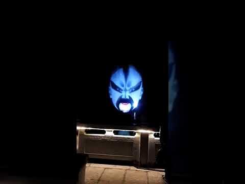 water screen laser show 6