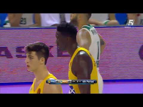 Recap: Maccabi FOX Tel Aviv - Panathinaikos BC 81:87